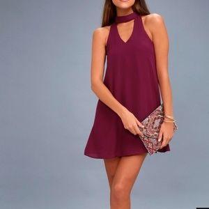 Lulus Choker Dress